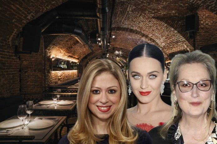 L.A.'s Elite Cannibal Restaurant Boasts Katy Perry, Meryl Streep, Chelsea Clinton As Members - Your News Wire