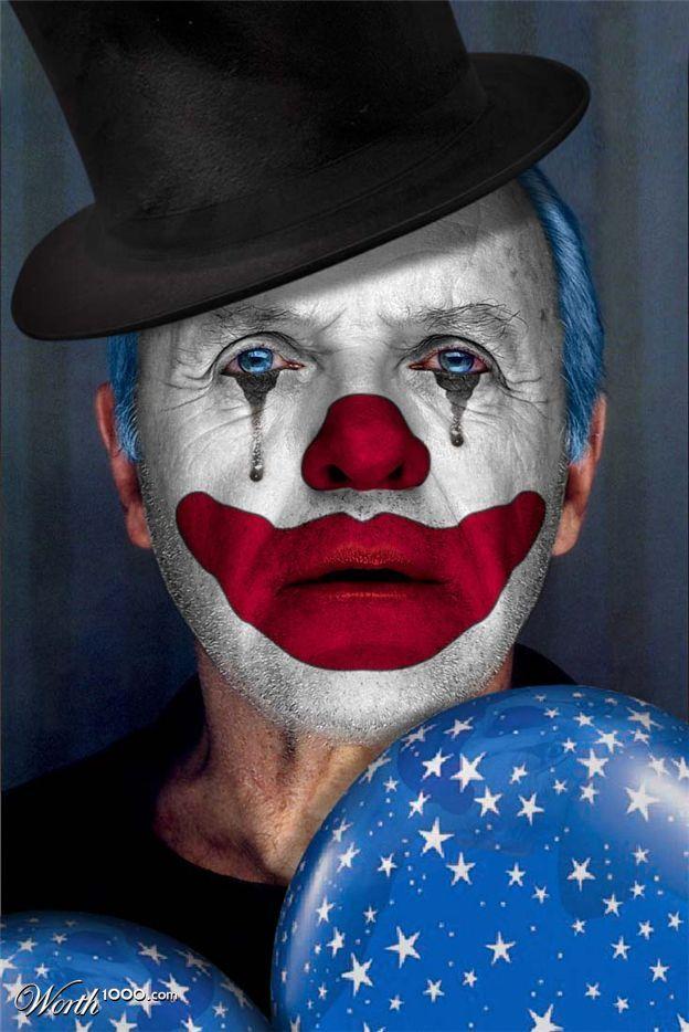Photoshop-Clowning Around 7 - Worth1000 Contests