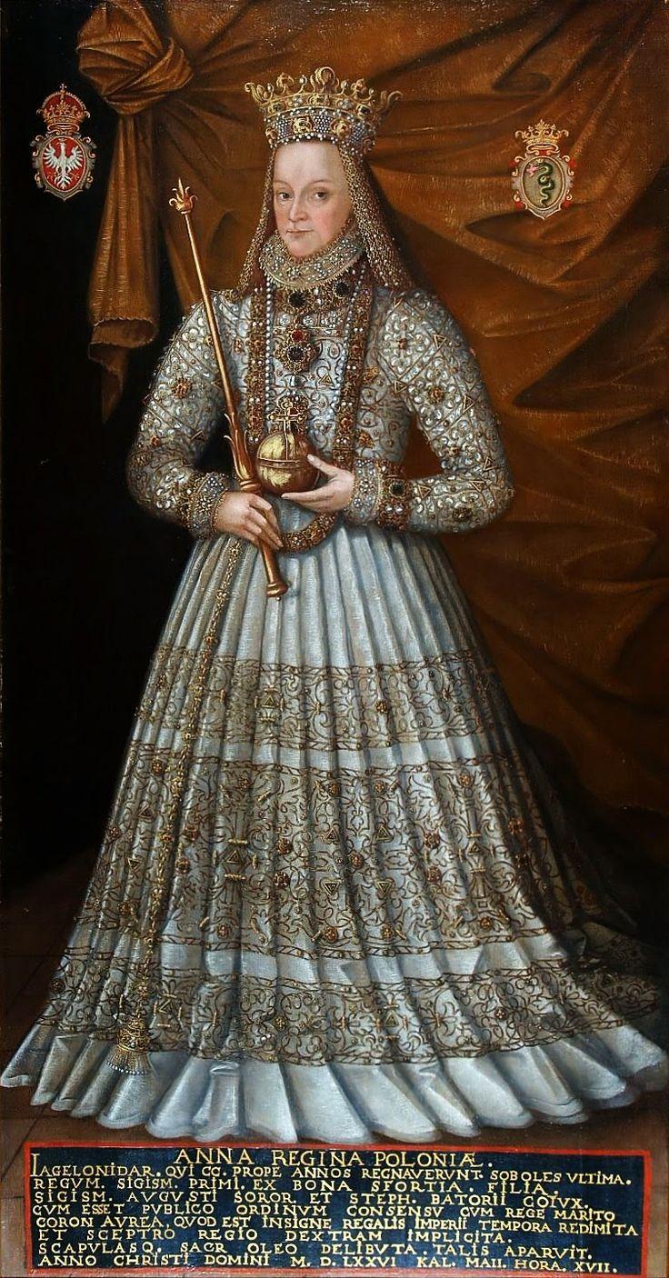Anna Jagiellon The Monstrous Regiment of Women Anna Jagiellon quotBy the