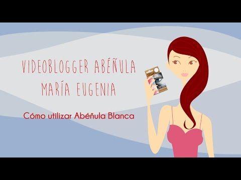 Cómo utilizar Abéñula blanca - YouTube