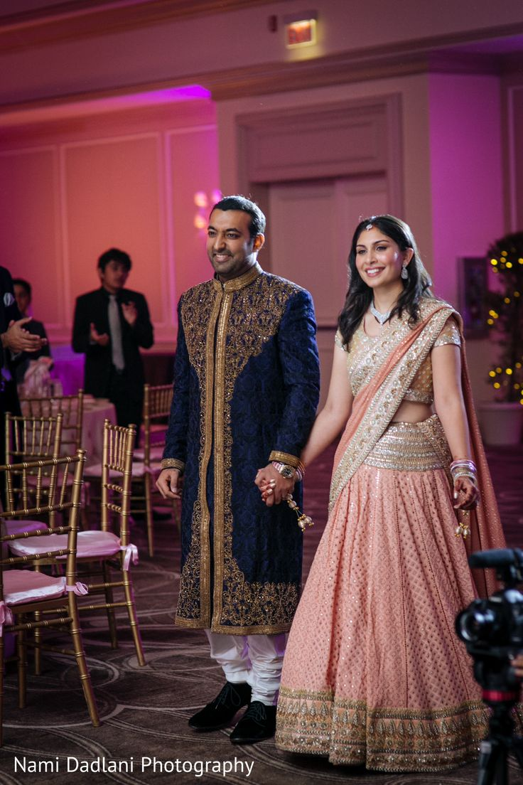 Colorful Indian Wedding Reception Dress Images - Wedding Dress Ideas ...