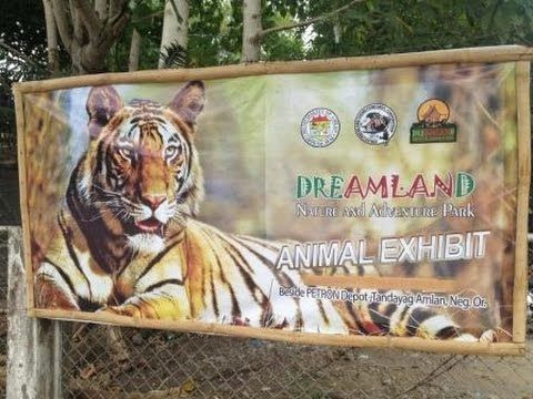 Amlan Zoo - DreAMLANd Nature and Adventure Park