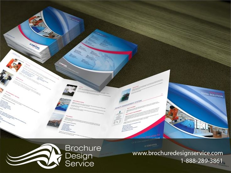 Best Large TriFold Brochures Images On   Brochures