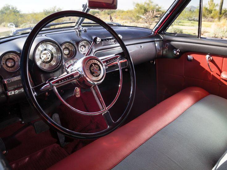 1951 Buick Roadmaster Convertible 76c 4767x Buick