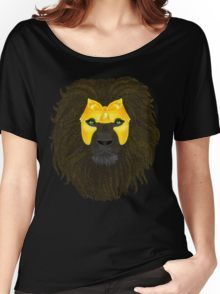 Golden Lion Women's Relaxed Fit T-Shirt