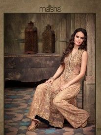 Designer Collection by Maisha Maskeen. Finely Embroidered!