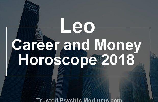leo career horoscope