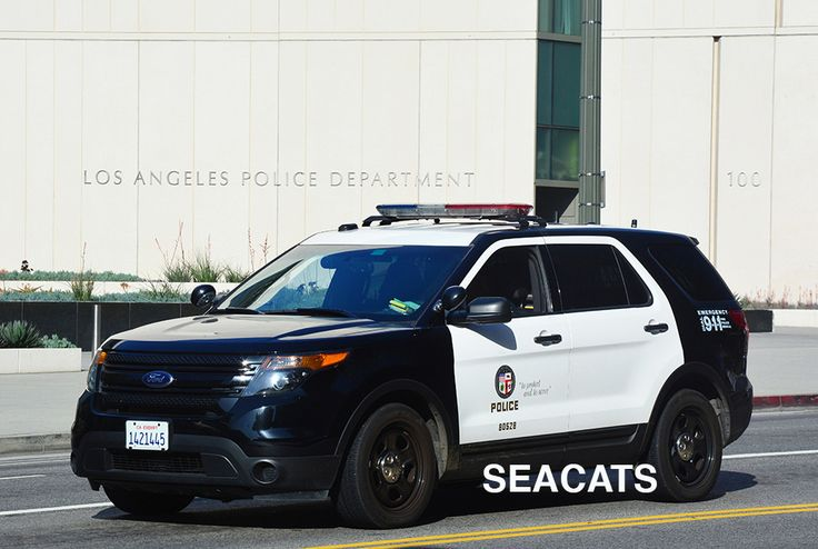https://flic.kr/p/U4gE7u   Los Angeles Police Department (LAPD) Ford Interceptor (Explorer) before the LAPD Los Angeles Police Department (LAPD) Ford Interceptor (Explorer) before the LAPD headquarters