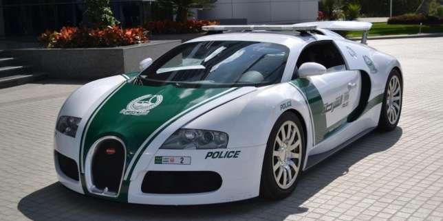 Andere Länder, andere Schlitten: Die schnellsten Polizeiautos der Welt