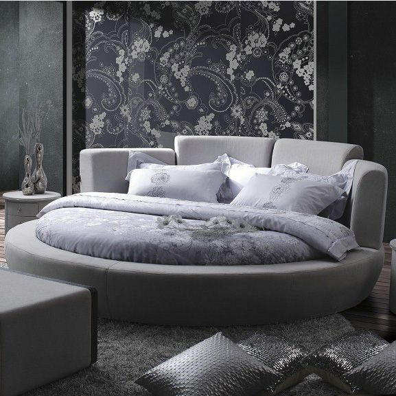 round bed design fabulous bedroom furniture sets for luxury lovers bedroom furniture sets round bed design - Circle Beds Furniture