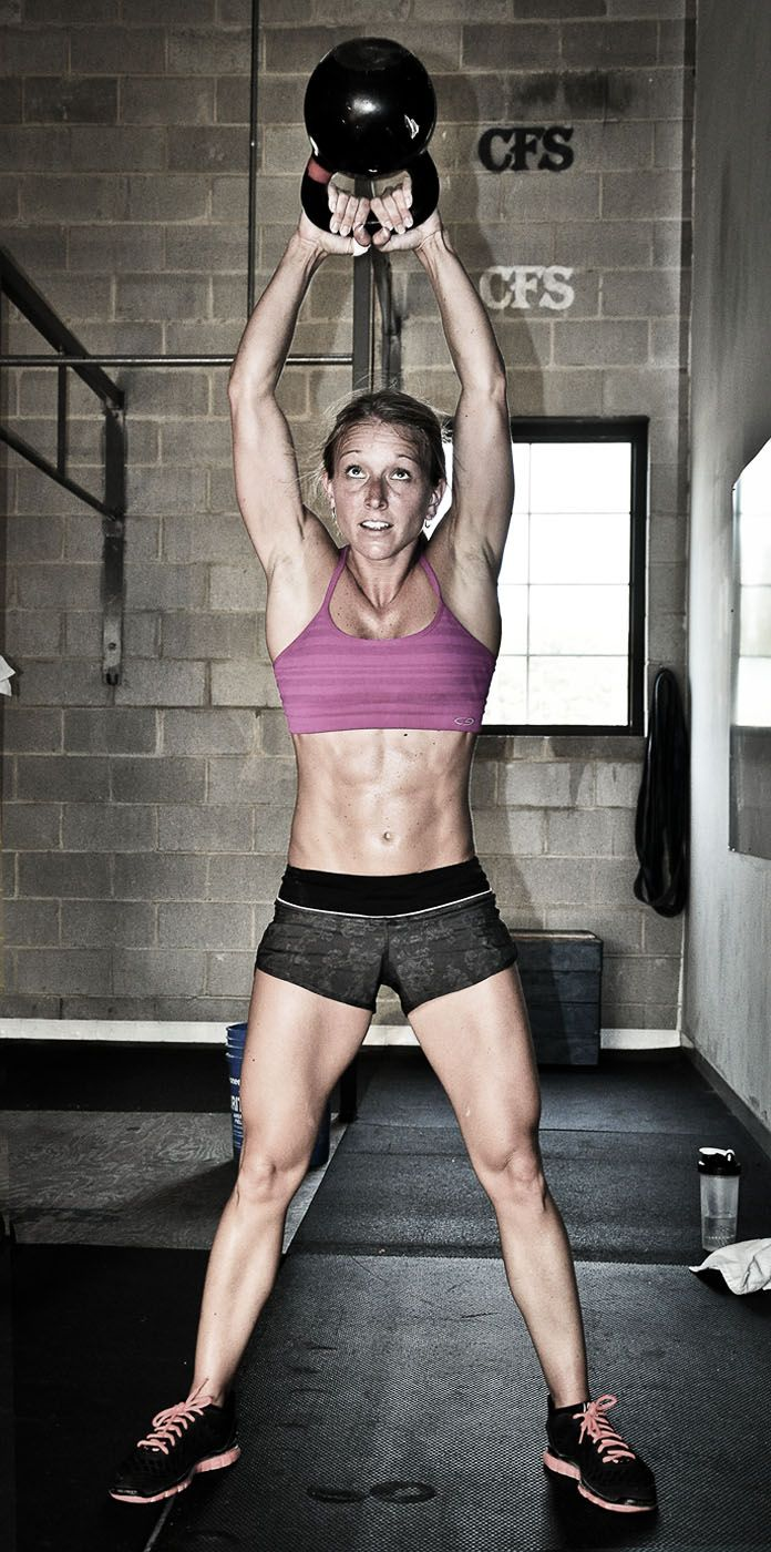 CrossFit Mamas- blogger who is a mother of 4 decided to do to cross fit as her husband has done for years... within 5 months she was in the best shape of her life and these workouts were done within 15/20 minutes 4-5x/week! She altered the workouts to be done at home and for the females!!!