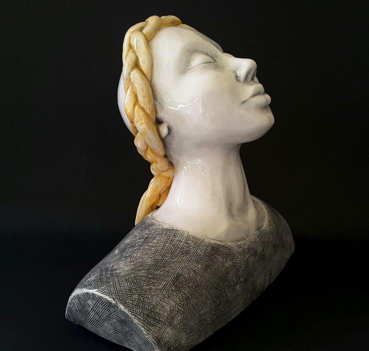 Diane Kotzamanis.....JUST CHILL....facebook DK Ceramics