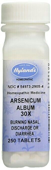 Good for anxiety. I know, I know ... Do your research. Its true ... https://www.amazon.com/Hylands-Arsenicum-Tablets-Discharge-Diarrhea/dp/B004I1ZU52/ref=as_sl_pc_tf_til?tag=httpelleisfor-21-20&linkCode=w00&linkId=d0ee65eabc17d08e48a37db5ba0499ab&creativeASIN=B004I1ZU52&th=1