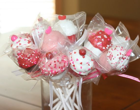 Easy Valentines Day Cupcakes Decorating Ideas 48 Valentine Cupcake Cake Pops