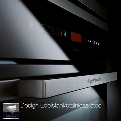 Design Edelstahl / stainless steel