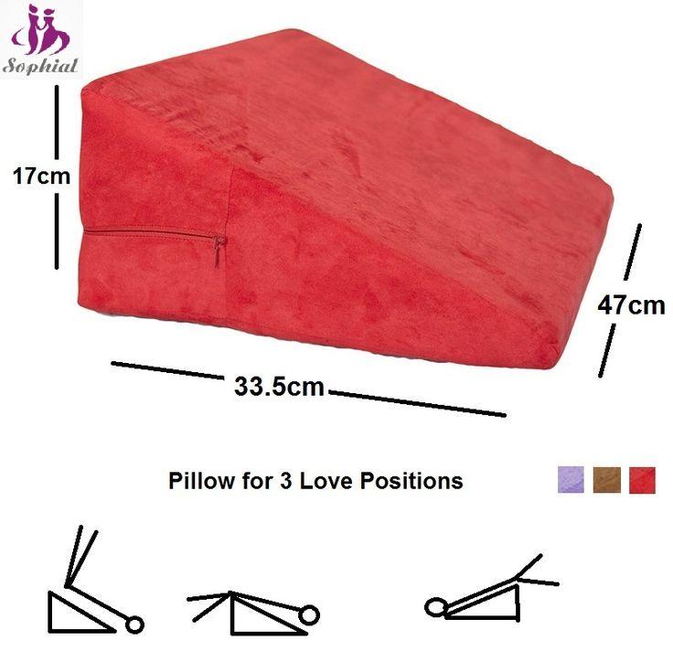Gry dla dorosłych Sex poduszki Zdrowotne poduszki sex zabawki dla pary relaks miłość Poduszki Gąbki Sofa Meble Łóżko sexy Produkty Erotyczne