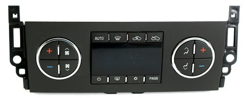 GMC Chevy 07-11 Sierra Silverado Automatic Climate Controls Part Number 25869948