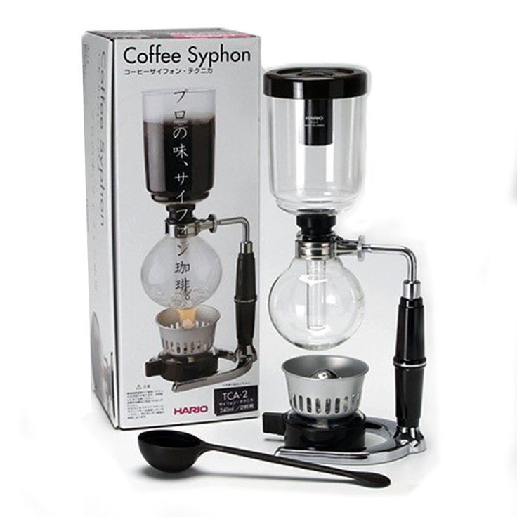 Hario Tca-2 Siphon/Syphon Coffee Maker Vacuum Maker 2 Cups / 240Ml Cafee