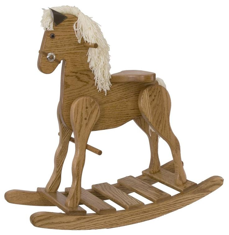 These 6 Pieces Of Colorful Furniture Are Absolute Must Haves: 25+ Unique Wood Rocking Horse Ideas On Pinterest