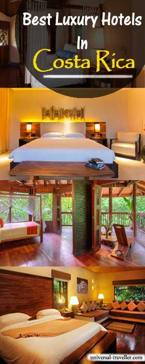 Best Luxury Hotels In Costa Rica  Although all the huge hotel brands like Hilton, Intercontinental, Four Seasons, etc. also have nice hotels in Costa Rica I would like to introduce you some smaller, handpicked hotels that will make your stay really special.