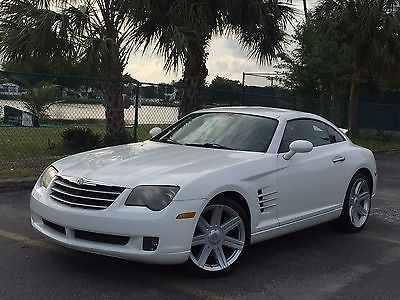 awesome 2004 Chrysler Crossfire - For Sale