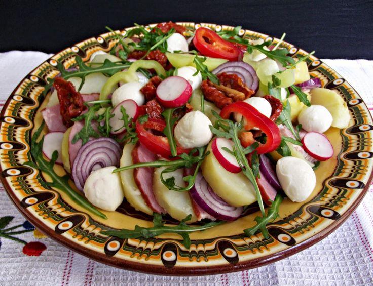Salata cu rucola