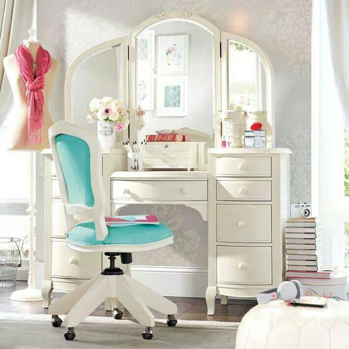 best 20+ teen vanity ideas on pinterest | diy dressing tables