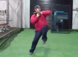 Baseball Pitching Drill of the Week Jump Backs | The Baseball Zone http://blog.thebaseballzone.ca/baseball-pitching-drill-of-the-week-jump-backs