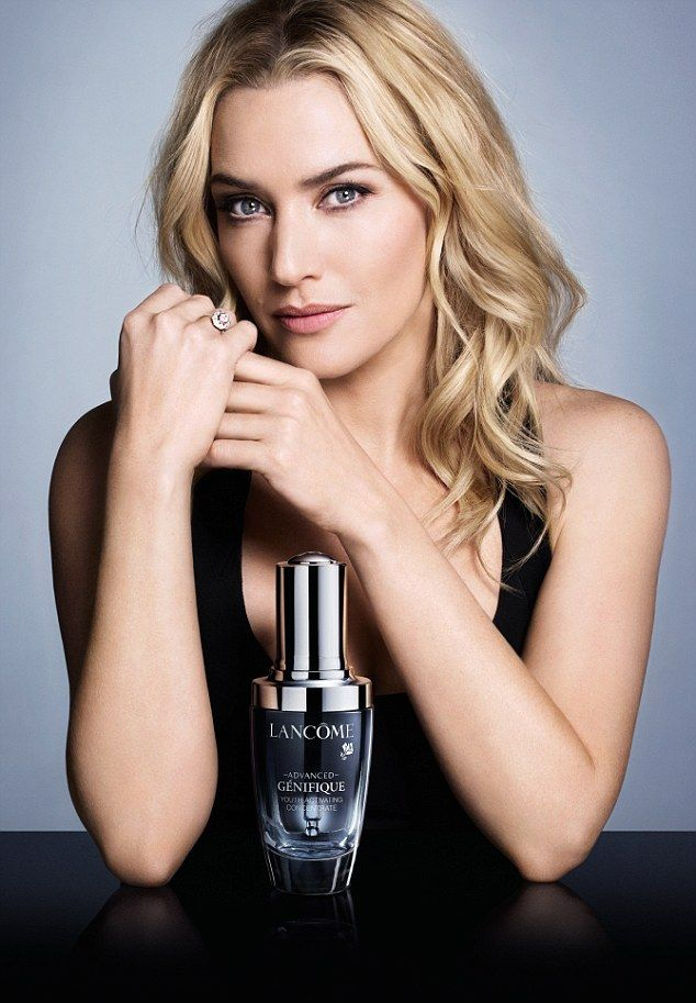 The research, commissioned by Lancôme Advanced Génifique, is supported by actress Kate Winslet