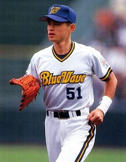 Ichiro Suzuki - Orix BlueWave (Japan)