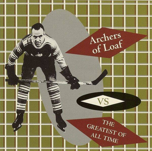 Archers Of Loaf ‎– Archers Of Loaf vs The Greatest Of All Time
