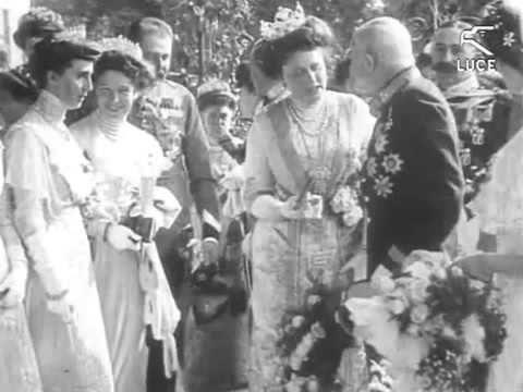 D. Luiz do Brasil no casamento de Karl da Áustria com Zita de Parma (1911)
