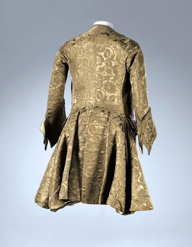 Coat,  England 1740