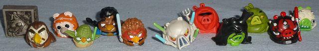 Hasbro Angry Birds Star Wars Telepods Multi-Packs