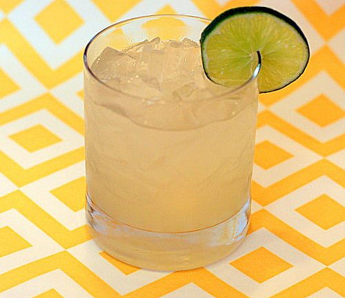 Ah, the classic margarita. Cool and refreshing and perfect for a late spring fiesta. If you're used to the neon green bottled mix, or the frozen slushee style margarita, you are really missing out on something. This version, made with fresh lemon and lime juices, adds the welcome twist of orange juice. Sure, a [...]