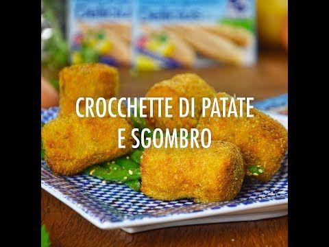 Crocchette di Patate e Sgombro Delicius | Chef in Camicia