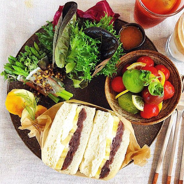 インスタグラムで人気のアカウント「ONECOLOR.STUDIO」さんのご紹介です。朝食や手作りのお菓子の写真をアップロードされているんですが、どの写真もすごく素敵なんです♡盛り付けやアイデアの参考に、ぜひご覧ください♡