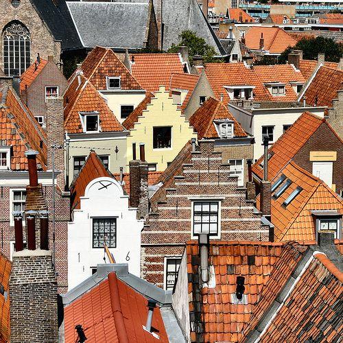 Vlissingen, Netherlands by Frizztext, via Flickr