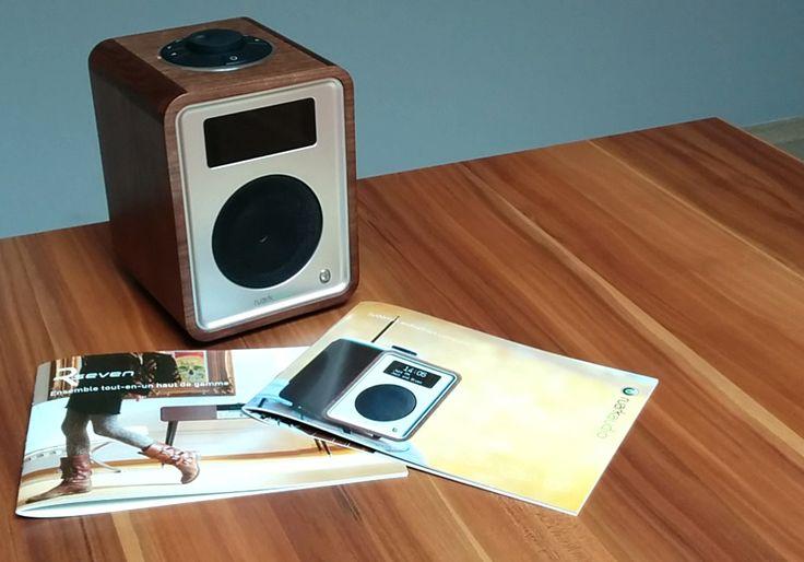 Vos brochures Ruark Audio sont en kiosque, demandez-les ! Bien sûr, vous pouvez également retrouver toutes les infos sur le site français de la marque : www.ruarkaudio.fr