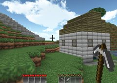 Juegos Minecraft.es - Juego: Minecraft Clone - Jugar Juegos Gratis Online Flash