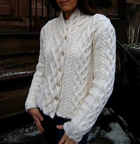 Posh Knits: My Holiday Sweater