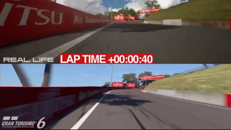 Grand Turismo 6 vs Real Life Circuit Bathust - My Life at Speed http://mylifeatspeed.com/grand-turismo-6-vs-real-life-circuit-bathust/