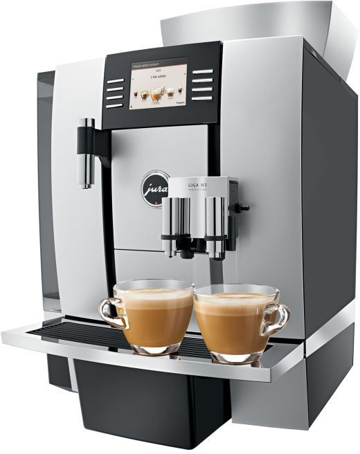 Jura GIGA W3 Automatic Coffee Center