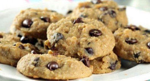 Čokoládové sušenky bez výčitek