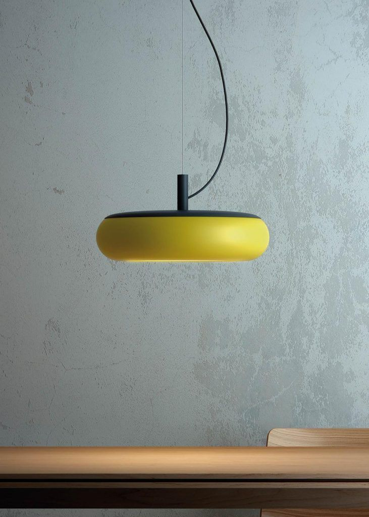 The emma suspension lamp designed by goula figuera is a contemporary downlight that fits