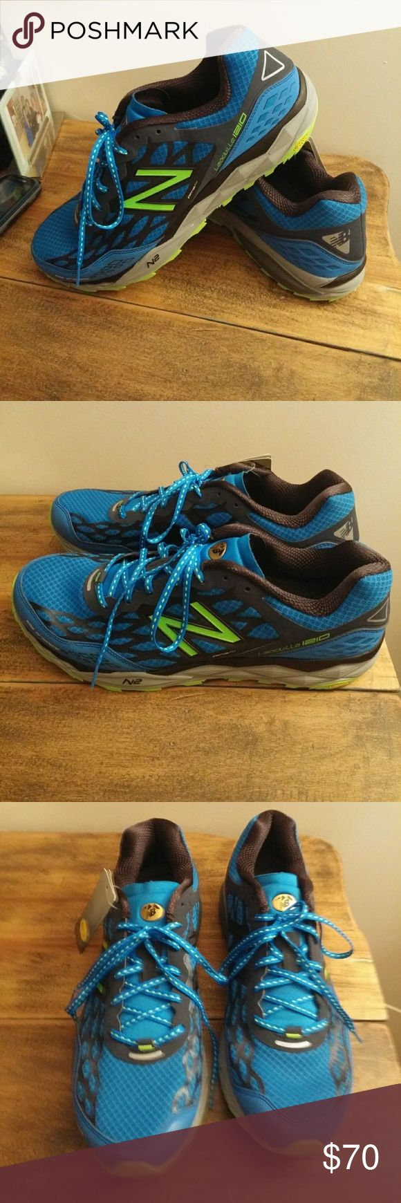 New Balance Mens NBX Trail Running Shoe Brand new with tags. No box. Model no. MT1210 New Balance Shoes Athletic Shoes