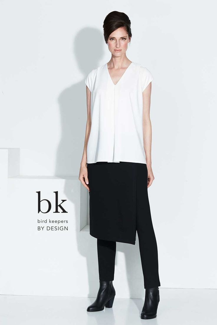 BIRD KEEPERS BY DESIGN - The Overlay Pant