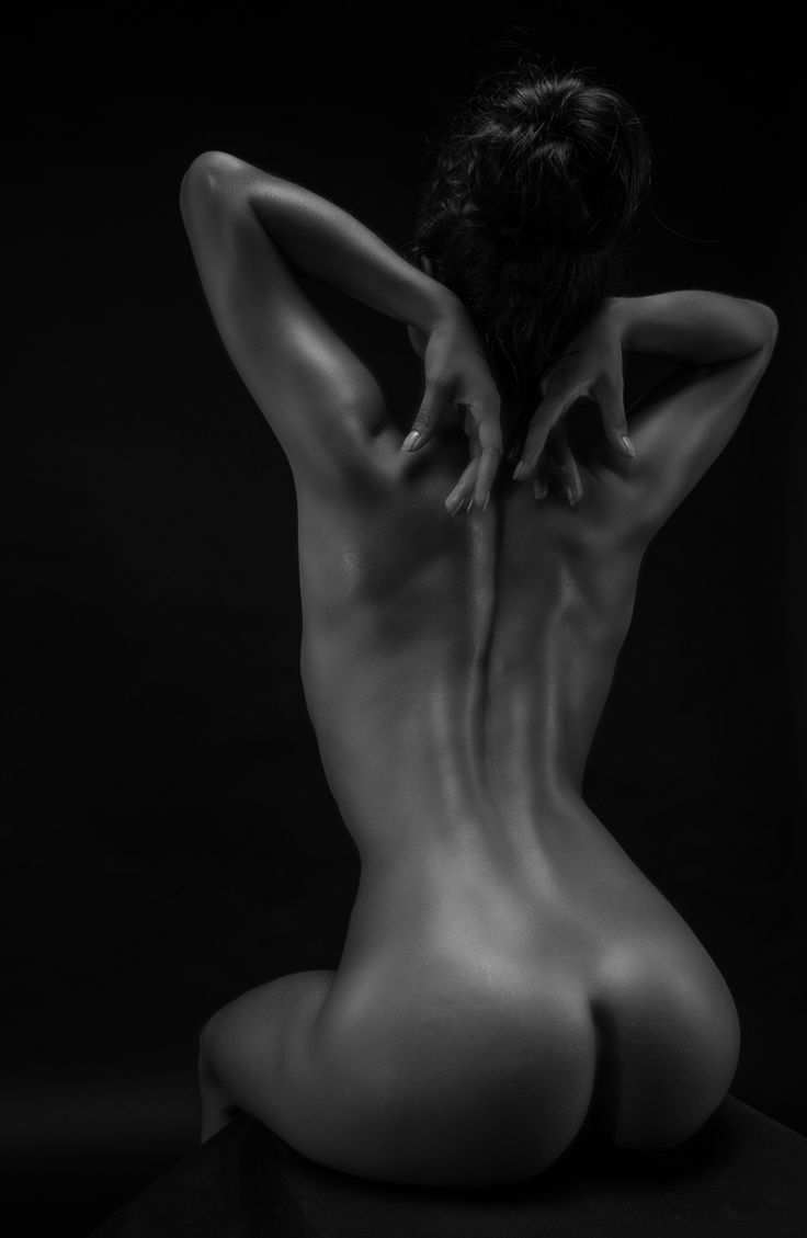 black white photography nude