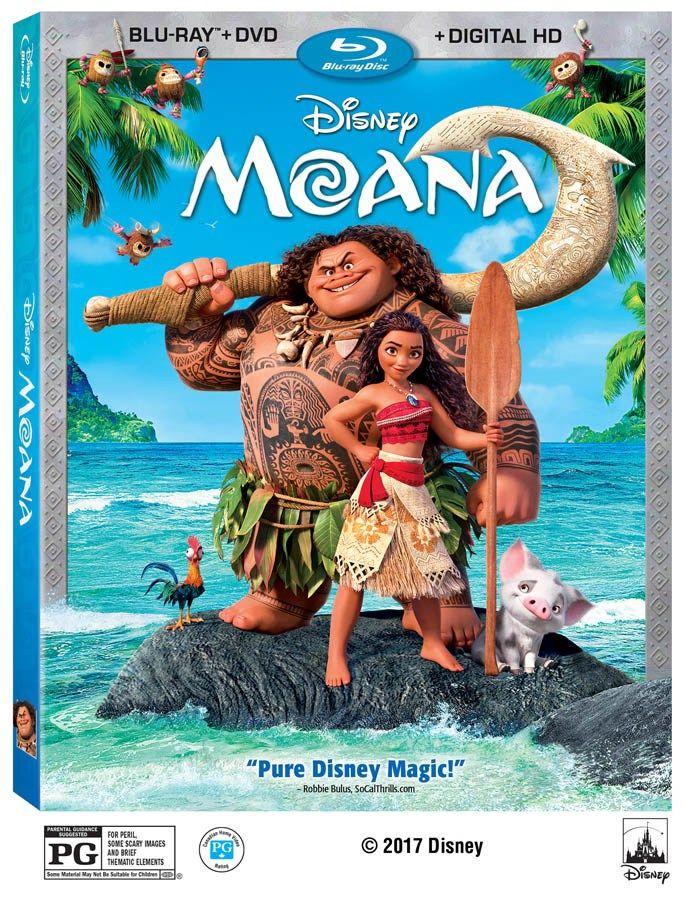 5 reasons you need to buy Disney's Moana Blu-ray on 3/7