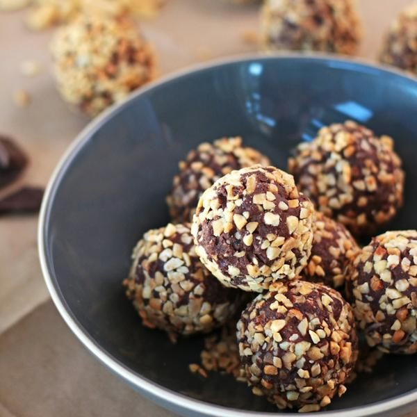 YouFoodz   Peanut Butter Protein Balls $3.95   The goodness of dark choc, dried fruits and crushed peanuts   #Youfoodz #HomeDelivery #YoullNeverEatFrozenAgain